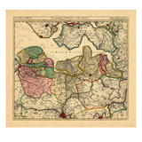 1726, Netherlands Giclee Print