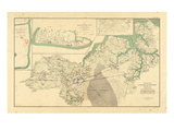 1891, South Carolina, Civil War Giclee Print