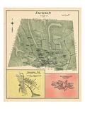 1892, Jackson, Jackson Town, Freedom, New Hampshire, United States Giclee Print
