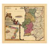 1710, Portugal Giclee Print