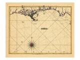 1794, Florida Giclee Print