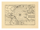 1565, World Giclee Print