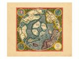 1633, World Giclee Print