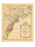1776, Canada, United States Giclee Print