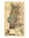 1762, Portugal Giclee Print
