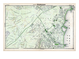 1874, Stapleton, New York, United States, Staten Island Giclee Print