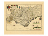 164455, France Giclee Print