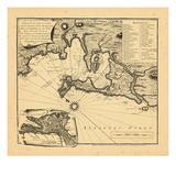 1762, Spain, Atlantic Ocean Giclee Print