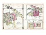 1928, Argyle, Oslo, Alvarado, Minnesota, United States Giclee Print