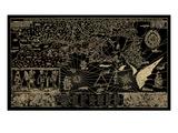1613, United States, Canada Giclee Print