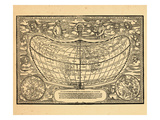 1556, World Giclee Print