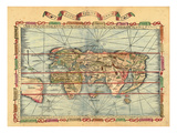 1535, World Giclee Print
