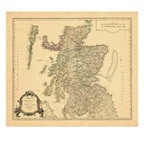 1751, United Kingdom Giclee Print