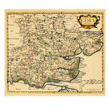 1695, Essex, United Kingdom Giclee Print