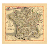1806, France Giclee Print