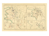 1891, Maryland, Pennsylvania, Civil War Giclee Print