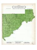 1926, San Francisco Township, Minnesota, United States Giclee Print