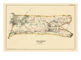 1887, Jefferson Township, New Jersey, United States Giclee Print