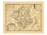 1680, United Kingdom Giclee Print