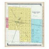 1903, Yates City, Illinois, United States Giclee Print