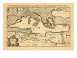 1692, Europe Giclee Print