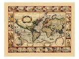 1631, World Giclee-trykk