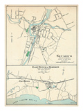 1893, Seymour, East River and Madison, Connecticut, United States Giclee Print
