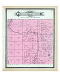 1904, Logan Township, Pere Marquette River, Michigan, United States Giclee Print