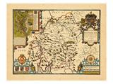 1611, Westmorland and Kendale, United Kingdom Giclee Print