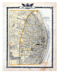 1876, St. Louis - City, Illinois, United States Giclee Print