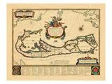 1635, Cuba Giclee Print