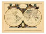 1784, World Giclee Print