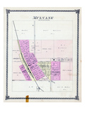 1882, Mulvane, Kansas, United States Giclee Print