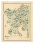 1880, Orleans Town, Massachusetts, United States Giclee Print