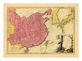 1785, China Giclee Print