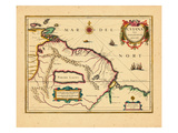 1636, Guyana Giclee Print