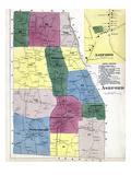 1869, Ashford, Ashford Town, Connecticut, United States Giclee Print