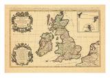 1692, United Kingdom Giclee Print