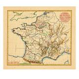 1787, France Giclee Print