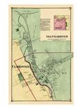 1873, Glen Gardner, Clarksville, New Jersey, United States Giclee Print
