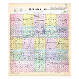1887, Rooks County, Kansas, United States Giclee Print