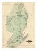 1880, Mashpee Town, Massachusetts, United States Giclee Print