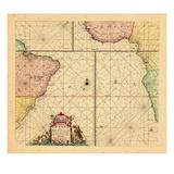 1680, Guinea, Brazil Giclee Print