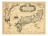 1692, Japan Giclee Print