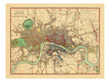 1818, London, United Kingdom Giclee Print