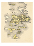 1871, Great Chebeague Island, Maine, United States Giclee Print