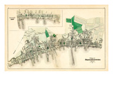 1880, Provincetown Village, Section East, Massachusetts, United States Giclee Print