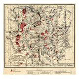 1881, Yellowstone National Park 1881, Wyoming, United States Giclee Print
