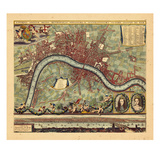 1690, London, England, United Kingdom Giclee Print
