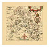 1637, United Kingdom Giclee Print